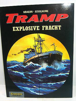 TRAMP   3  Explosive Fracht Comic SC CARLSEN COMICS (B7)