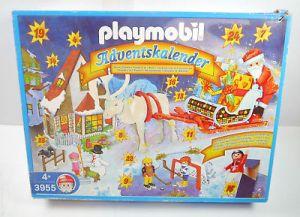 PLAYMOBIL 3955 Adventskalender SANTA CLAUS Neu (F14)