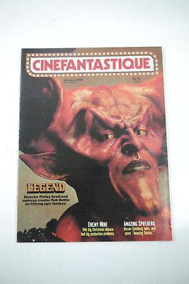 Cinefantastique Film  Magazin Legend   Vol.15   Nr. 5 1986  Z : sehr gut  (WR6)