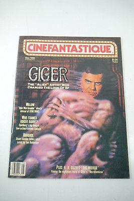 Cinefantastique Film Magazin Giger Alien 1988 Vol.18 Nr. 4  Z : sehr gut  (WR6)