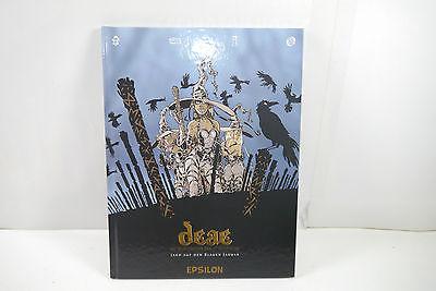 Jagd auf den blauen Jaguar  ISBN : 9783866931039 Epsion  HC Z: 1 (L)D