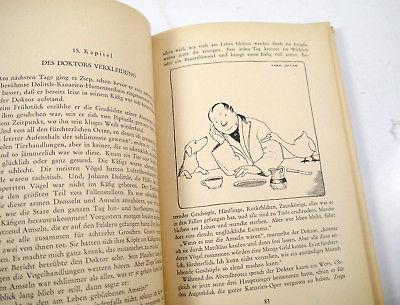 DOKTOR DOLITTLES 2 Bände Buch gebunden HUGH LOFTING Williams & Co. (WRZ) 5