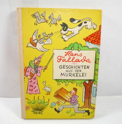 GESCHICHTEN AUS DER MURKELEI Buch gebunden 1966 HANS FALLADA Aufbau-Verlag (WRZ)