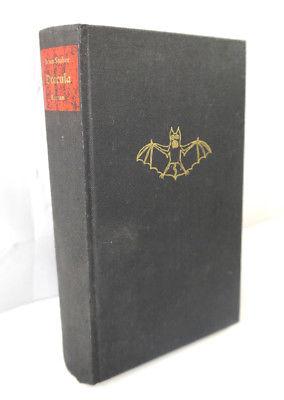 DRACULA Buch Roman Gebunden Bram Stoker CARL HANSER VERLAG (WRY)