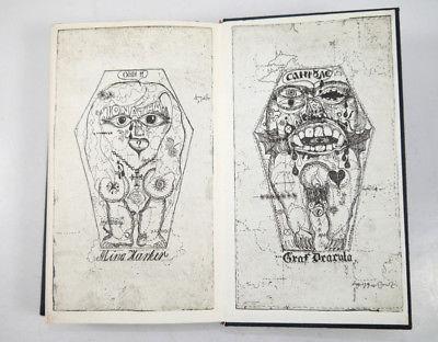 DRACULA Buch Roman Gebunden Bram Stoker CARL HANSER VERLAG (WRY) 4