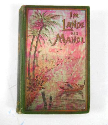 IM LANDE DES MAHDI Band 1 Buch Gebunden KARL MAY Fehsenfeld (WRX)