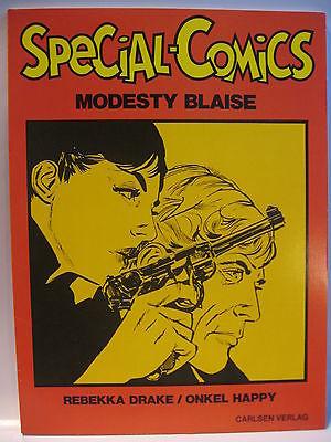 Special - Comics # 2 *  Modesty Blaise  *  /  Carlsen  /  Zustand :1  (L)