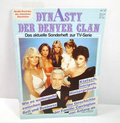 DYNASTY DER DENVER CLAN Sonderheft zur TV-Serie AC65 A.C. VERLAG (WRY)
