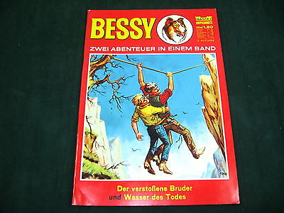 Bessy Doppelband 22 verstoßene Bruder Wasser des Todes  Bastei  Z:2+ (LR)