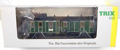 TRIX 23018 H0 Bayerischer Schnellzug-Gepäckwagen Ep. I Spur H0 (MF11)