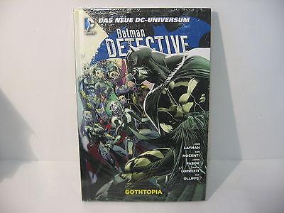 Batman Detective Comics Gothtopia # 5 / Lim . 333 / Panini /  HC / Z : Neu / (L)