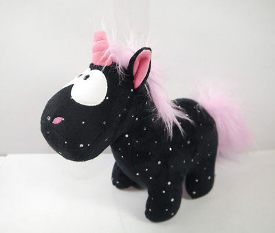 THEODOR & FRIENDS Carbon Flash Einhorn unicorn Stofftier ca.22cm NICI (K73)