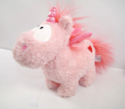 THEODOR & FRIENDS Theodor in Love Einhorn unicorn Stofftier ca.22cm NICI (K73)
