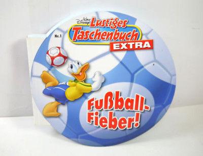 LUSTIGES TASCHENBUCH Extra - Band 1 FUSSBALLFIEBER Comic EHAPA (WR3)