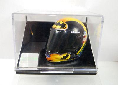 BATMAN Dale Jarret Helm Helmet Modell 1998 NASCAR ACTION 1:4 - mit OVP (K12)