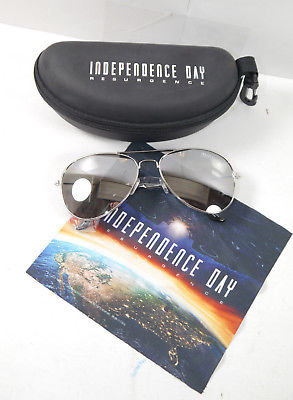 INDEPENDENCE DAY Resurgence Sonnenbrille sunglasses 2016 mit Etui PROMO (K48)