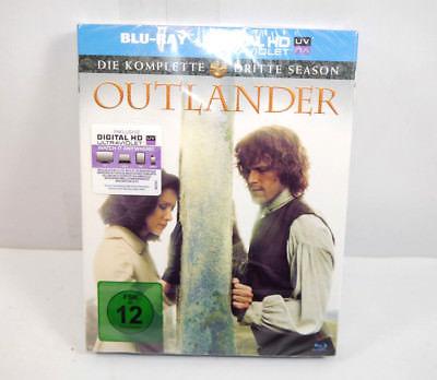 OUTLANDER die komplette 3. Staffel auf Blu-ray NEU (WR4)