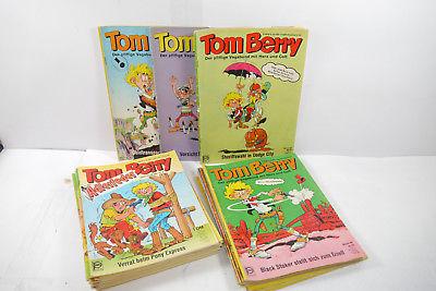 Tom Berry Großband Pabel Konvolut 39 versch. Hefte Nr. Z : 2 - 3 ( WR3 )