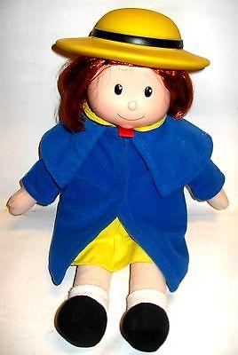 MADELEINES NEUE ABENTEUER Puppe Stofftier mit Sound Kids Gift ca. 43cm (K44)