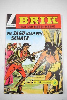 BRIK  Nr. 46 Dir Jagd nach dem Schatz  Hethke    Z : 1   (LR )