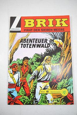BRIK  Nr. 48 Abenteuer im Totenwald  Hethke    Z : 1-  (LR )