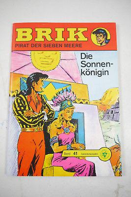 BRIK  Nr. 41  Die Sonnenkönigin   Hethke    Z : 1  (LR )