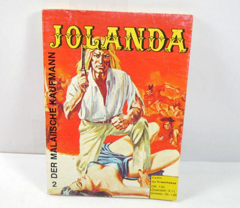 JOLANDA Band 2 - Der Malaiische Kaufmann Comic Taschenbuch FREIBEUTER (MF4)