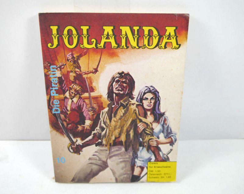 JOLANDA Band 10 - Die Piratin Comic Taschenbuch FREIBEUTER (MF4)
