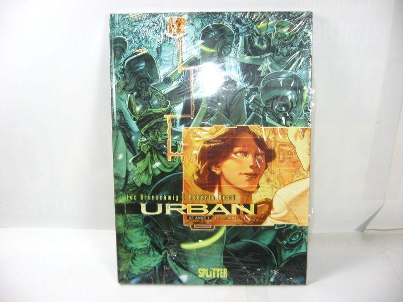 URBAN 3 es werde Licht Splitter  ISBN : 9783868696547  HC  Z :NEU ( L )