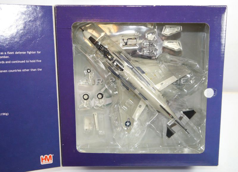 HOBBY MASTER HA1956 McDonnell Douglas RF-4B Flugzeugmodell 1:72 mit OVP (F5)