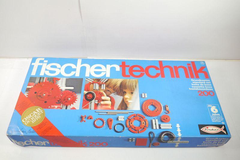 FISCHERTECHNIK  Grundkasten    Box 2302005  Neu  OVP (F1)