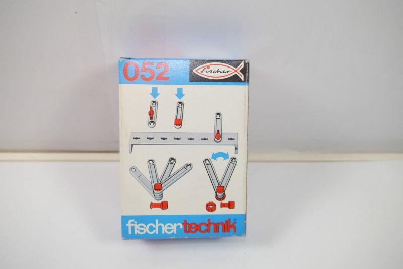 FISCHERTECHNIK  052  Ergänzungs Box 2303525 Neu  (MF15)