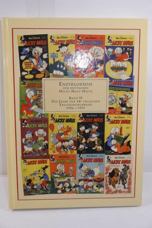 ENZYKLOPÄDIE Der Deutschen Micky Maus-Hefte Band 2 / 1956 + 1957 NEU (WR8)