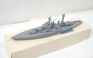 WIKING SCHIFFSMODELLE US3 Schlachtschiff NEW MEXIKO Standmodell 1:1250 (K5)