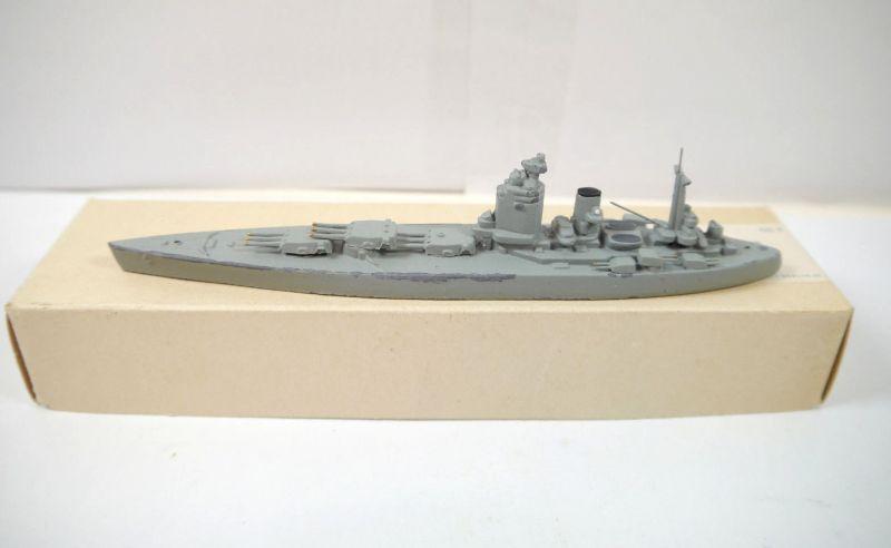 WIKING SCHIFFSMODELLE GB5 Schlachtschiff NELSON Standmodell 1:1250 mit OVP (K5)
