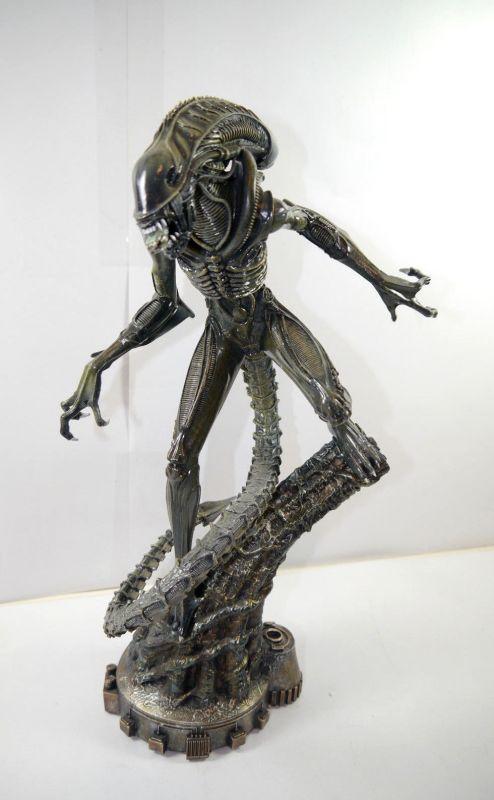 ALIENS Alien Warrior Figur Statue SIDESHOW Limitiert ca.42cm - mit OVP (L)