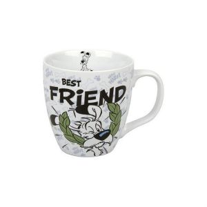 Asterix und Obelix Tasse Idefix Best Friend Neu (L)*