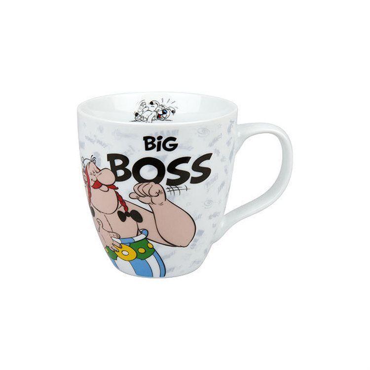 Asterix und Obelix Tasse Obelix Big Boss Neu (L)*