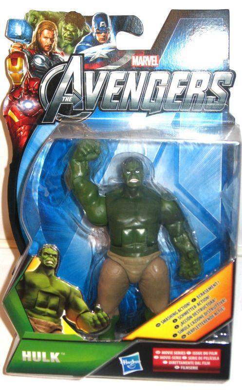 Marvel AVENGERS Hulk Smashing Action Actionfigur HASBRO ca.12cm Neu (L)