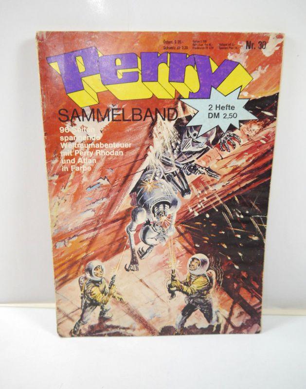 PERRY Rhodan Sammelband Heft 30 Comic MOEWIG VERLAG (MF13)