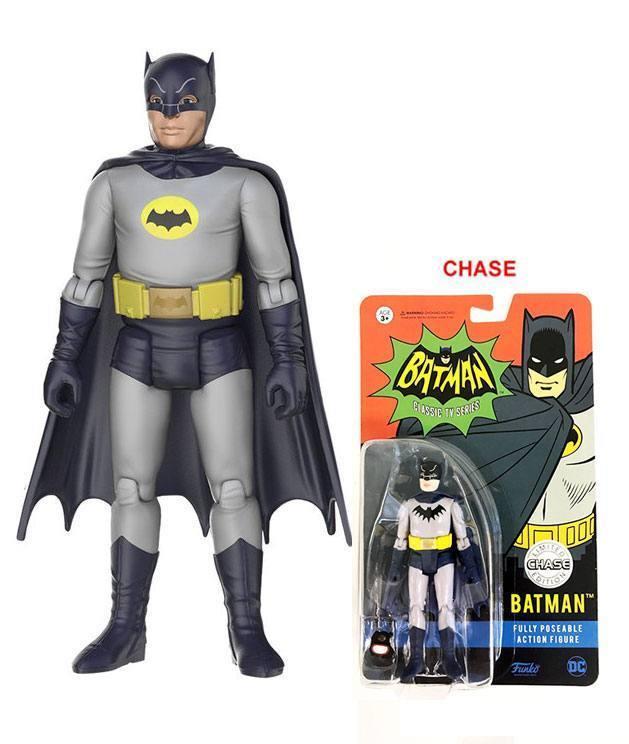 BATMAN Classic TV Series - Batman 1966 Actionfigur FUNKO ca.10cm NEU (L)