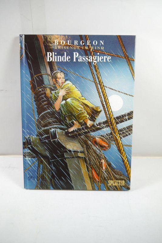Reisende im Wind Band 1 Blinde Passagiere Splitter HC Zustand : 1+  (L)