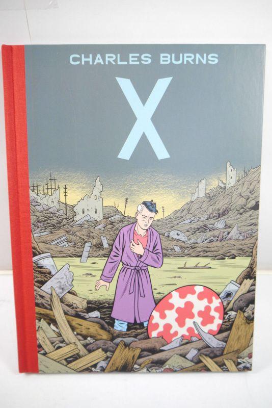 Charles Burns X 1  Hardcover  Zustand : 1+   (L)