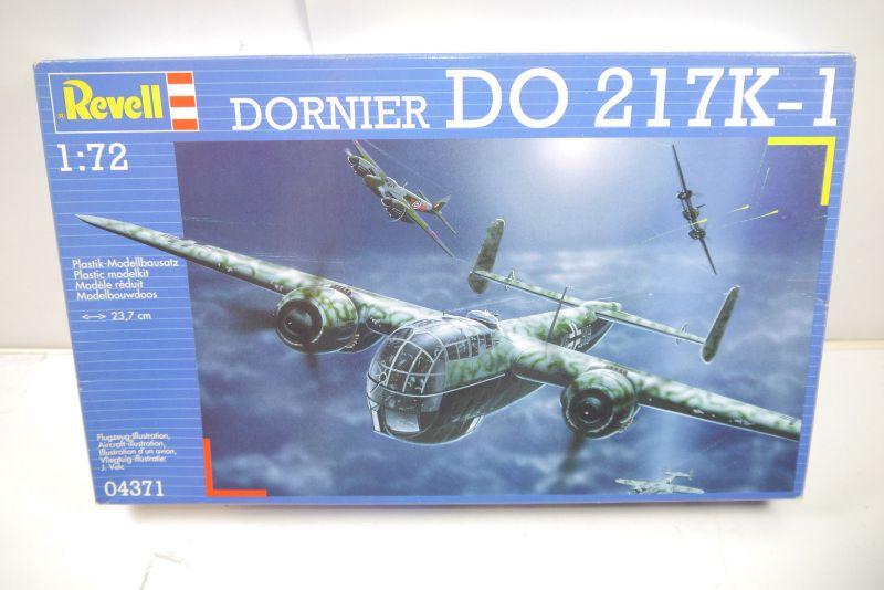 REVELL 04371 Dornier DO 217K-1 Flugzeug Modellbausatz 1:72 (MF22)