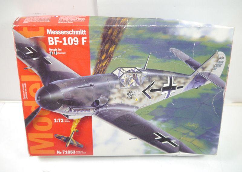 ITALERI 71053 Messerschmitt BF-109 F Flugzeug Modellbausatz 1:72 (MF22)