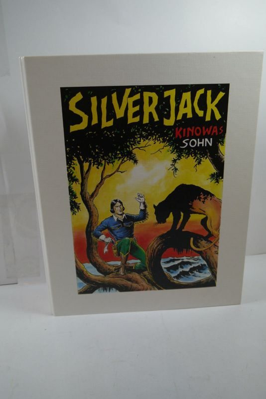 Silver Jack Kinowas Sohn Sammelordner für Piccolos CCH Comic Club Hannover MF14