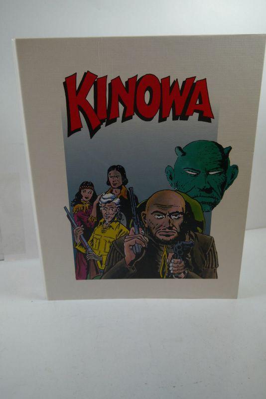 Kinowa  COMICS Sammelordner für Piccolos  CCH Comic Club Hannover  (MF14)