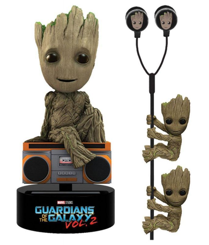 Guardians of the Galaxy Vol. 2 Gift Set Groot Limited Edition Neu (L)