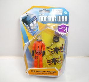 DOCTOR WHO Wave 4 - 12th Twelfth Doctor in Spacesuit Actionfigur CHARACTER (L)