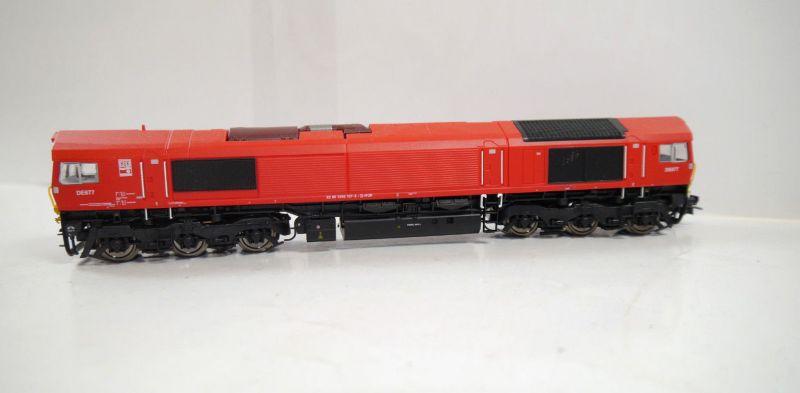 MEHANO 58589 / T274 Diesel Lokomotive CL 77 DE677 HGK Spur H0 (MF11)